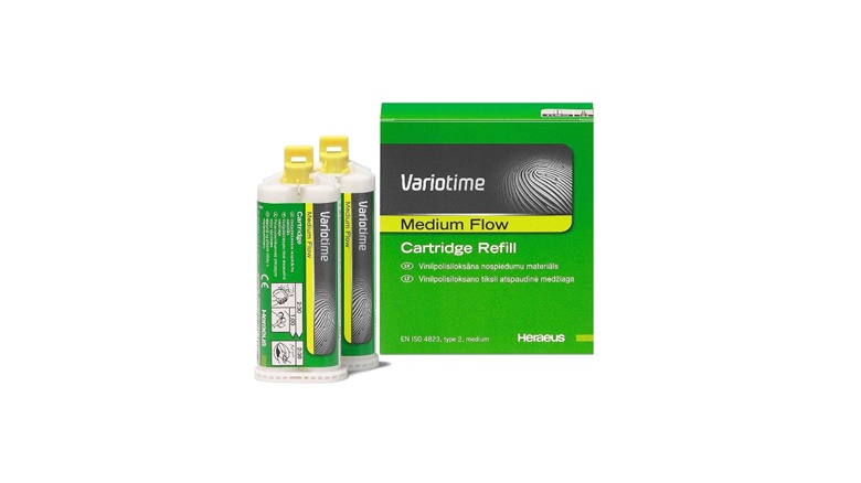 Variotime medium flow 2x50ml