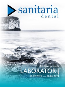 Sanitaria dental - Akcijska ponuda LABORATORIJ 2021.